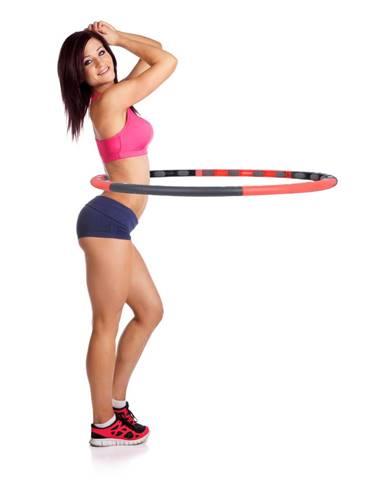 Obruč Hula Hoop Spartan Massage 100,5 cm