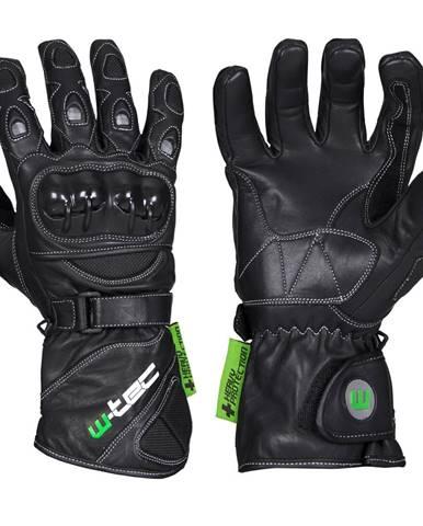 W-TEC motocyklové rukavice SUPREME TWG-171 čierna - 3XL