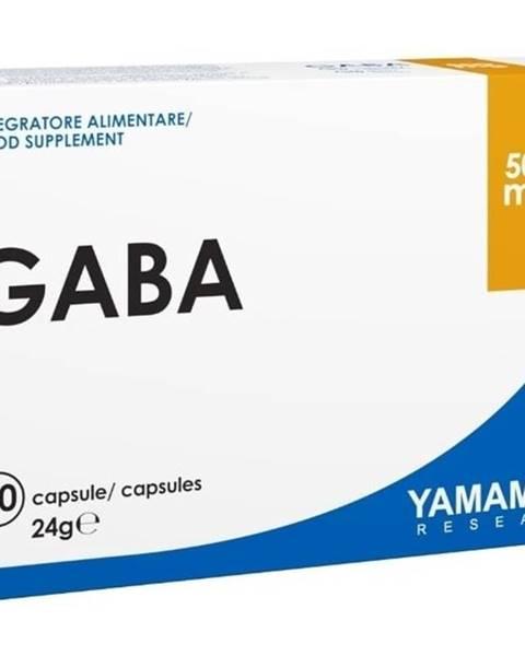Yamamoto Gaba (podporuje rast čistej svalovej hmoty) - Yamamoto 30 kaps.