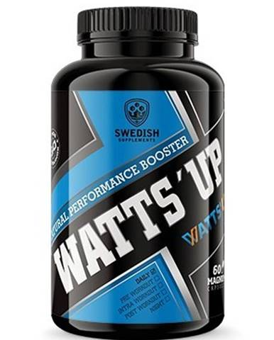 Watts up - Swedish Supplements 60 kaps.