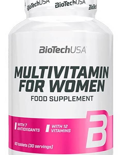 Biotech USA Biotech Multivitamín for Women 60 tabliet