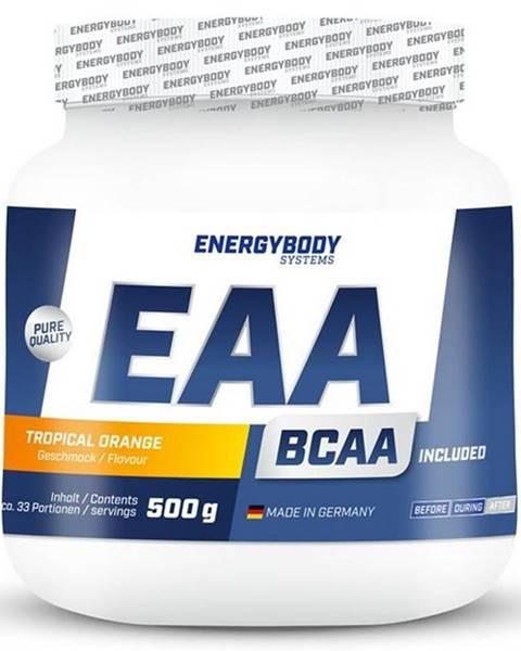 EnergyBody EnergyBody EAA 500 g variant: ľadový čaj - broskyňa