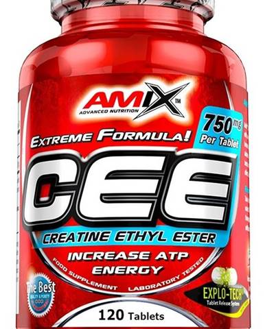 Amix Creatine Ethyl Ester 120 tabliet