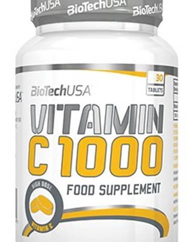 Biotech Vitamín C 1000 30 tabliet