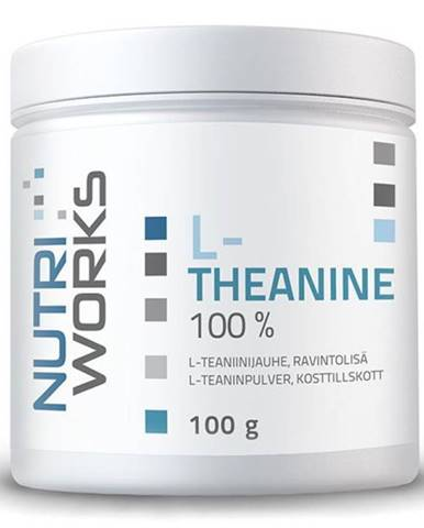 Nutriworks L-Theanine 100 g