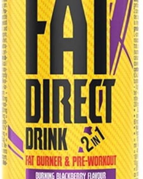 Nutrend Nutrend Fat Direct Drink 250 ml variant: černica