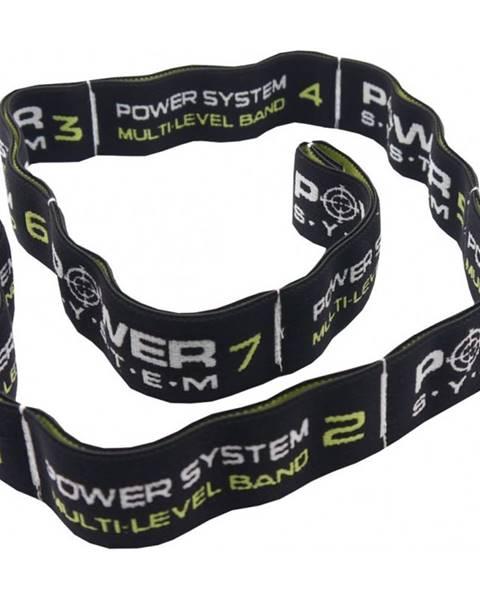 Power System Power System guma na cvičenie Multilevel Elastic Band