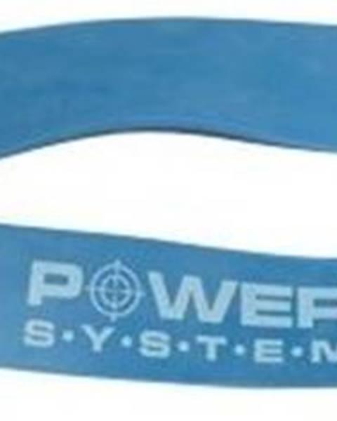 Power System Power System Gumička na cvičenie Resistance Band Loop modrá farba