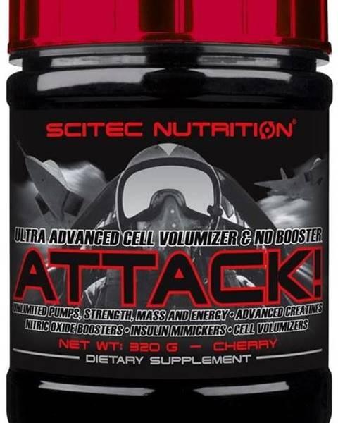 Scitec Nutrition Scitec Nutrition Scitec Attack! 320 g variant: hruška