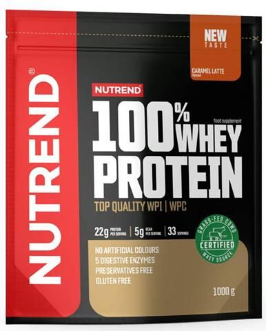 Nutrend 100 % Whey Protein 1000 g variant: ananás - kokos