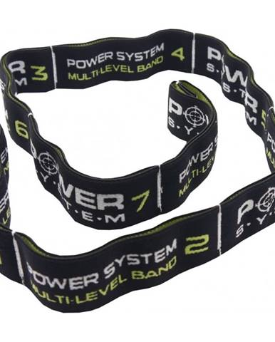 Power System guma na cvičenie Multilevel Elastic Band