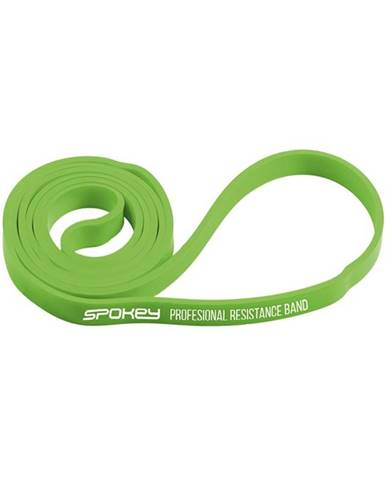 Spokey Power II odporová guma 11-19 kg variant: zelená