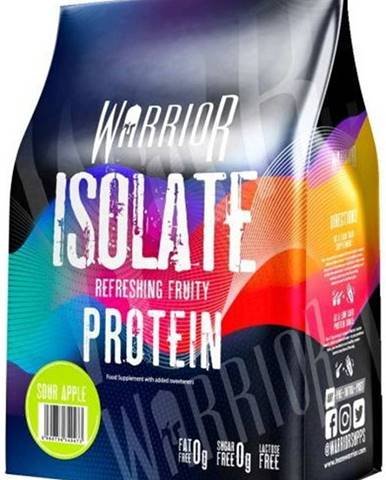Warrior Isolate Protein 500 g variant: ananás