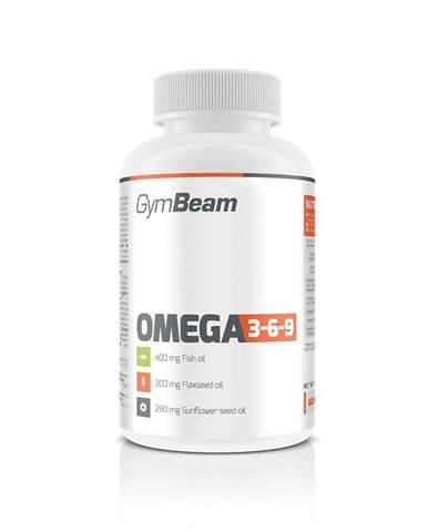 GymBeam Omega 3-6-9 120 kaps.