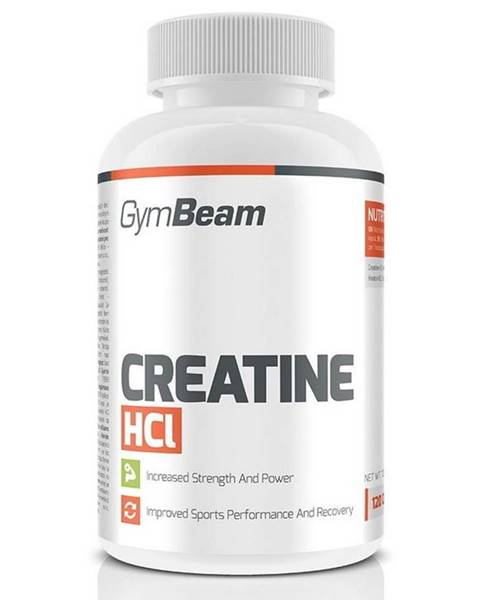 GymBeam Creatine HCL - GymBeam 120 kaps.