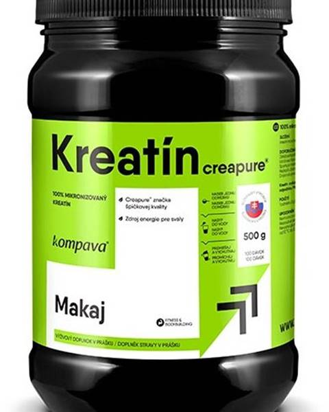 Kompava Kreatín - Kompava 500 g Neutral