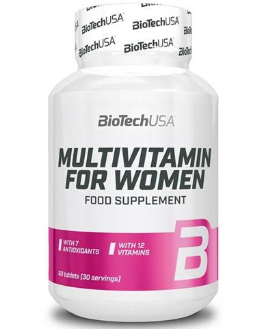 Multivitamin for Women - Biotech 60 tbl.
