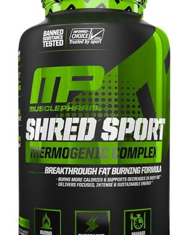 Shred Sport - Muscle Pharm 60 kaps.