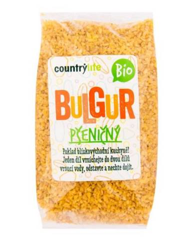 Country life BIO Bulgur pšeničný 500 g