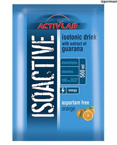 ACTIVLAB Iso Active 31,5 g citrón