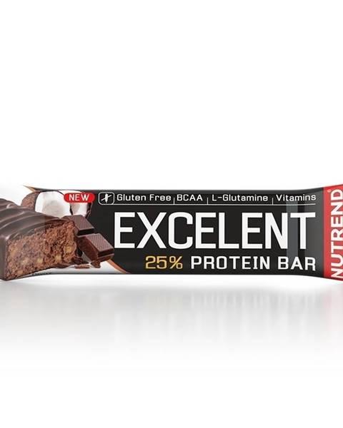 Nutrend Nutrend Excelent Protein Bar 85 g arašidové maslo