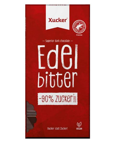 Xucker Xucker Xukkolade horká čokoláda 80 g