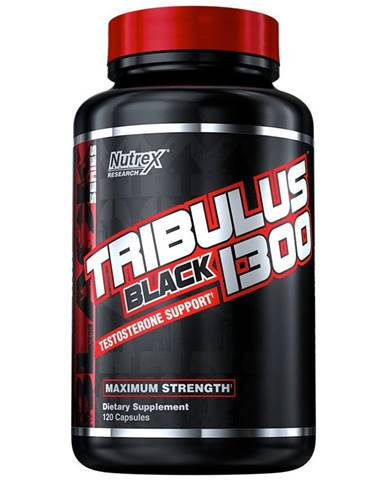 Tribulus Black 1300 - Nutrex 120 kaps.
