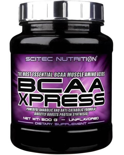 Scitec Nutrition BCAA Xpress Neutral - Scitec Nutrition 500 g neutral