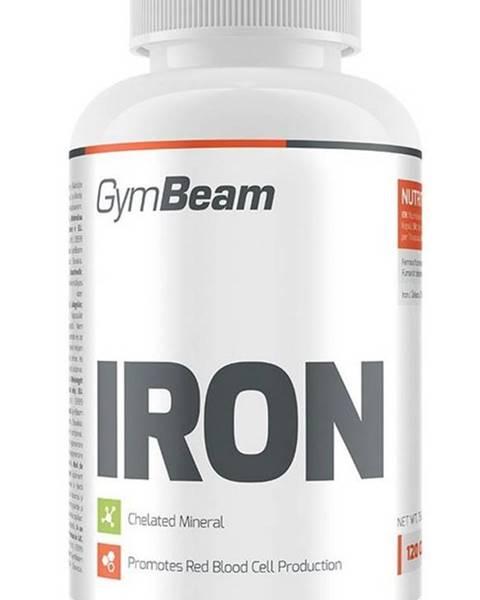 GymBeam Iron - GymBeam 120 kaps.