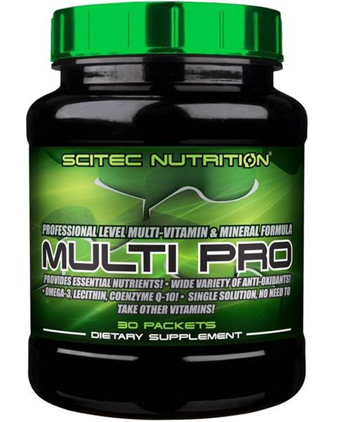 Scitec Nutrition Multi Pro - Scitec Nutrition 30 sáčkov