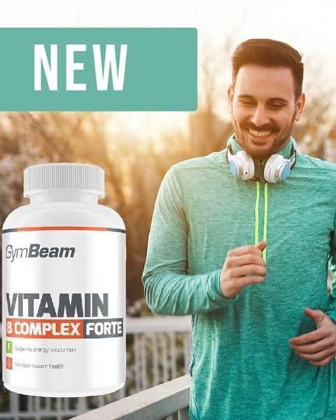 GymBeam Vitamin B Complex Forte - GymBeam 90 tbl.