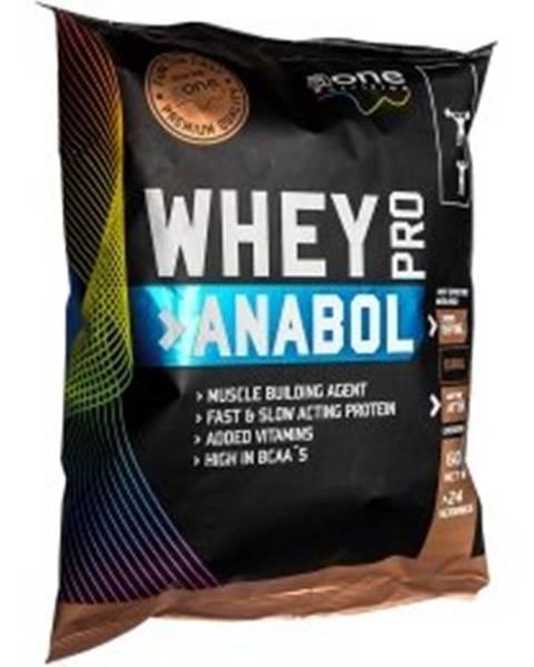 Aone Whey Pro Anabol Refill Pack - Aone 600 g Banán