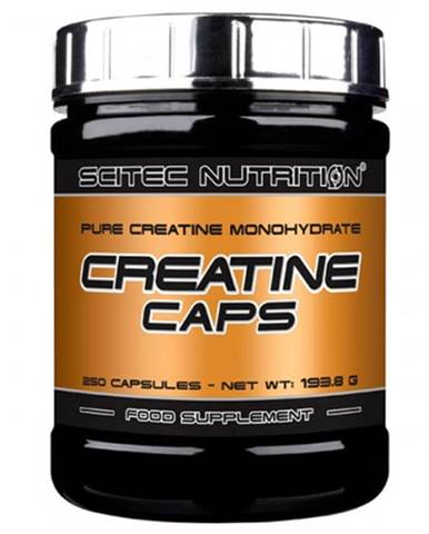 Creatine Caps - Scitec Nutrition 250 kaps.