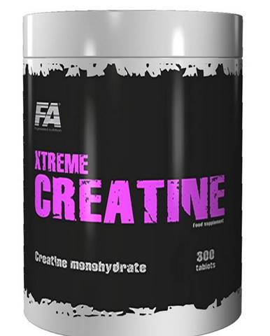 Xtreme Creatine - Fitness Authority 300 tbl.