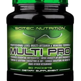 Multi Pro - Scitec Nutrition 30 sáčkov
