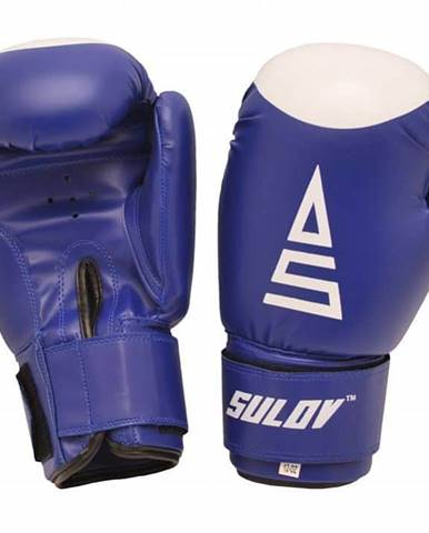 Box rukavice SULOV DX, modré Box velikost: 8oz