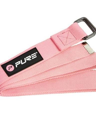 Pásek na Jógu P2I 180 cm - Růžová
