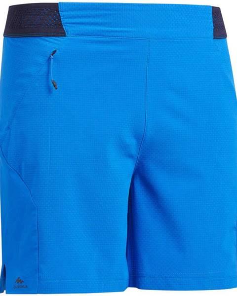 QUECHUA QUECHUA Pánske šortky Fh500 Modré