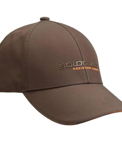 SOLOGNAC SOLOGNAC Nepremokavá šiltovka Sg500