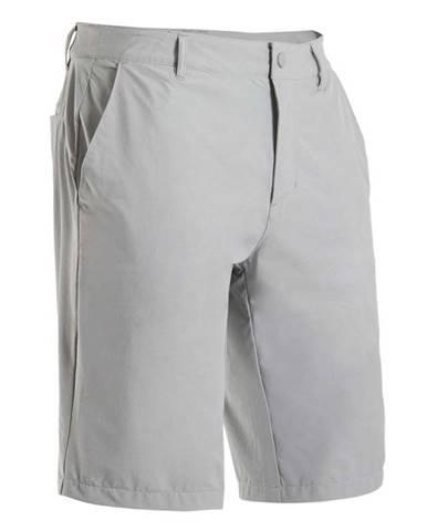 INESIS Pánske šortky Ultralight Sivé