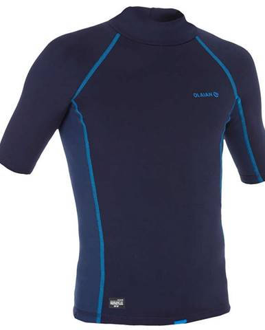 OLAIAN Tričko Anti-uv Thermique Modré