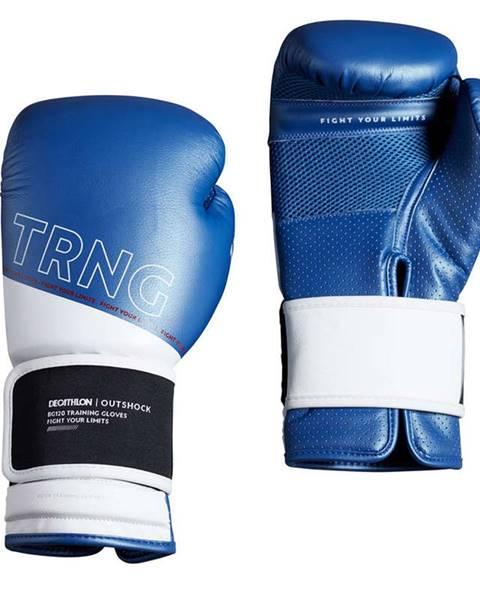 OUTSHOCK OUTSHOCK Boxerské Rukavice 120 Modré
