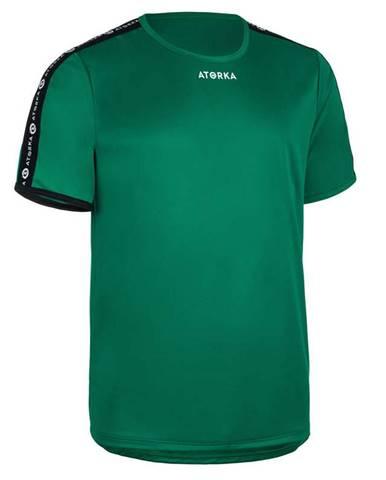 ATORKA Pánske Tričko H100c Zelené