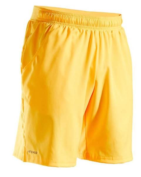 ARTENGO ARTENGO Pánske šortky Dry Tsh 500 žlté
