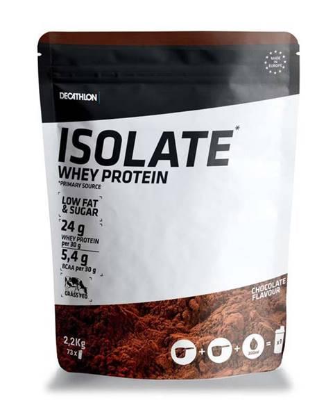 DOMYOS DOMYOS Izolátový Proteín čoko 2,2 Kg