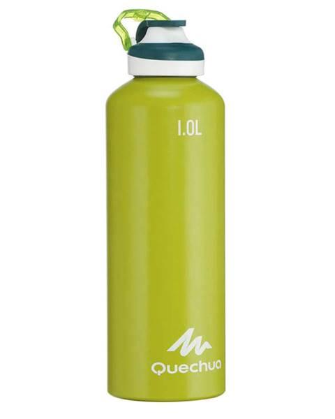 QUECHUA QUECHUA Hliníková Fľaša 500 1 L Zelená