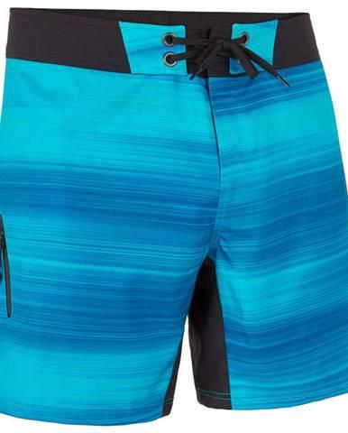 OLAIAN Surferské šortky 500 Fast Blue