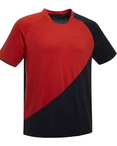 PERFLY Tričko 530 Tmavomodro-červené