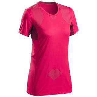 QUECHUA Dámske Tričko Mh900 Ružové
