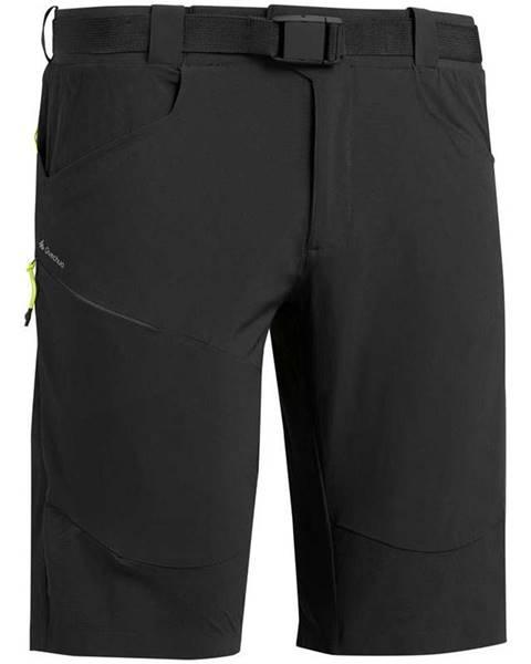 QUECHUA QUECHUA Dlhé šortky Mh500 čierne